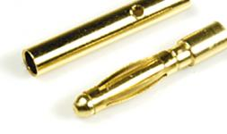 Gold 2 mm