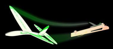 X-LAUNCHER Startrampe für Freiflug-Gleiter