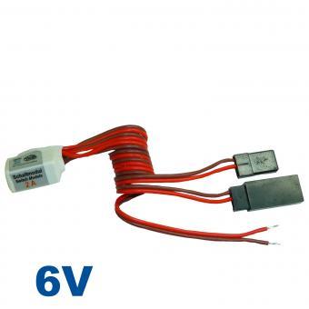 Schaltmodul Rx 2A für magnetische Betriebsschalter 6V