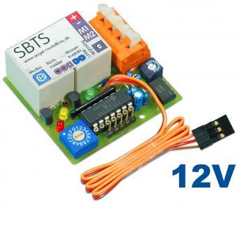 Ballasttanksteuerung SBTS-12V