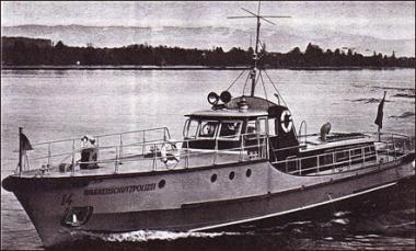 WS-14 GfK-Rumpf 1400mm