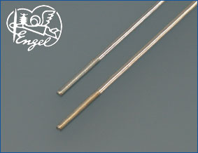 Schubstangen M2,5 x 2,15 mm 230mm, 2 Stk.
