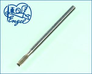 Fräser zylindrisch 1,0mm
