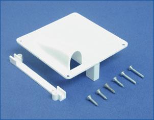 EZ-LOCK Flächenservohalter Typ M Mini Paar