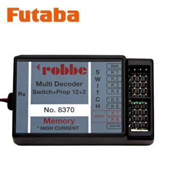 Multi Switch Prop 12+2 Decoder 8370