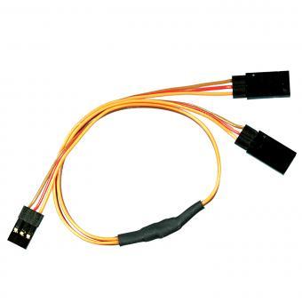 Y-Kabel 0,14mm² Graupner/Futaba GOLD