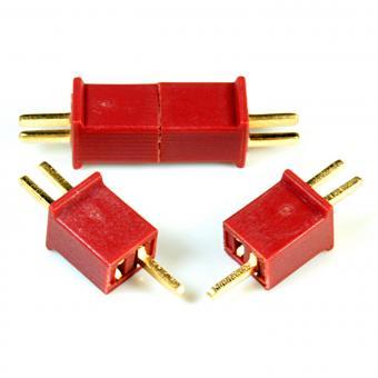 Deans Micro Stecker, 1 Paar