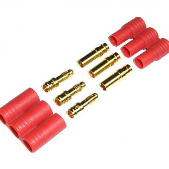 Goldkontakt CT-3,5mm 35A, 3-polig