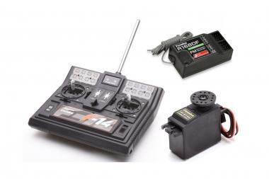 Robbe Futaba F14 R/C-Anlage 40 MHz F4039