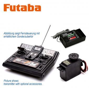 Robbe Futaba F14 NAVY Twin-Stick R/C-Anlage 40 MHz F4009
