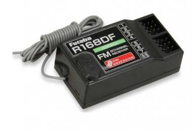 Futaba Empfänger R-168DF 8-Channel FM 40MHz P-R168DF/40