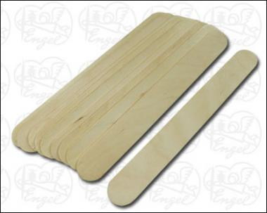 Mischspatel 150 mm, Holz, 10 Stk.