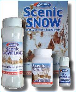 Scenic Snow - künstlicher Schnee