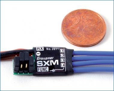 Schaltmodul Multi Funktion SXM 3971