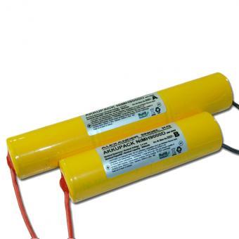 "Battery Pack NiMH ""AKULA"" 6V/9000mAh"