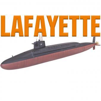 Lafayette SSBN 616