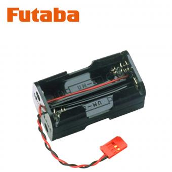Empfänger-Batteriebox offen F1341