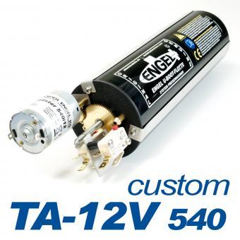 Kolbentank TA 12V 540 -SONDERANFERTIGUNG-