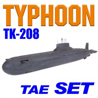 TYPHOON TK-208 MasterScale- TAE SET