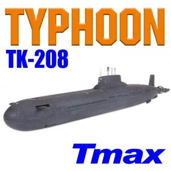 TYPHOON TK-208 MasterScale with Diving System TMAX