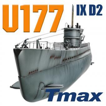 U177 Typ IX D2 mit Tauchsystem TMAX