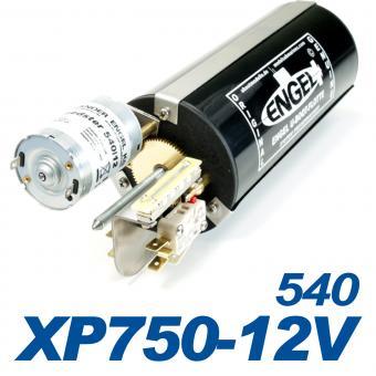 Kolbentank XP750-12V 540