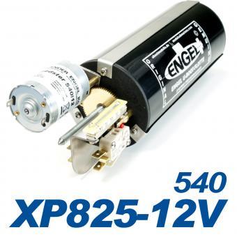 Kolbentank XP825-12V 540