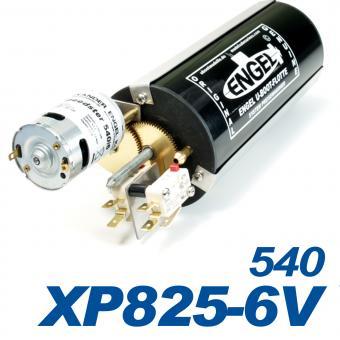 Kolbentank XP825-6V 540