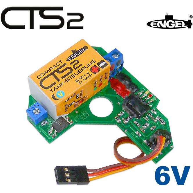 Compact Tank Switch CTS2.2 6V