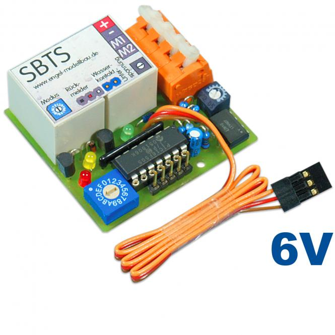 Ballasttanksteuerung SBTS-6V