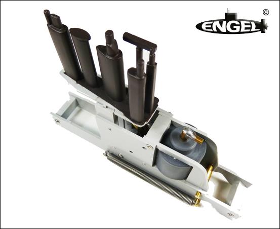 Turmmechanik zu U-Bootmodell Klasse 212 (v2014)