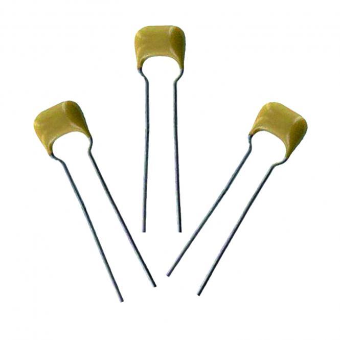 Capacitors 0.1µF/50V
