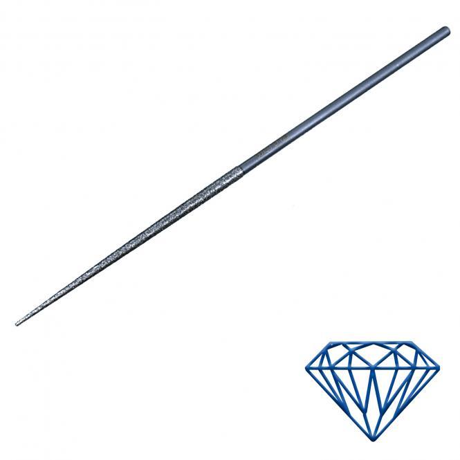 Diamant-Feile rund ø2,9mm