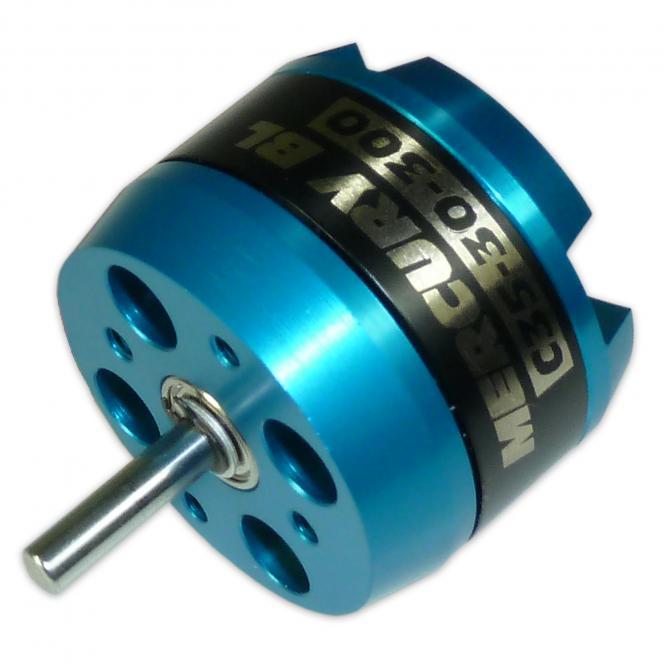 MERCURY BL Outrunner C35-30-300 Brushless-Motor 300 kV