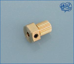 Kardan-Gelenk Anschluss-Einsatz 4,0mm