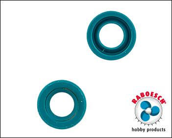 Shaft Sealing Ring type G, 3-6-3.0 mm, 2 pcs.