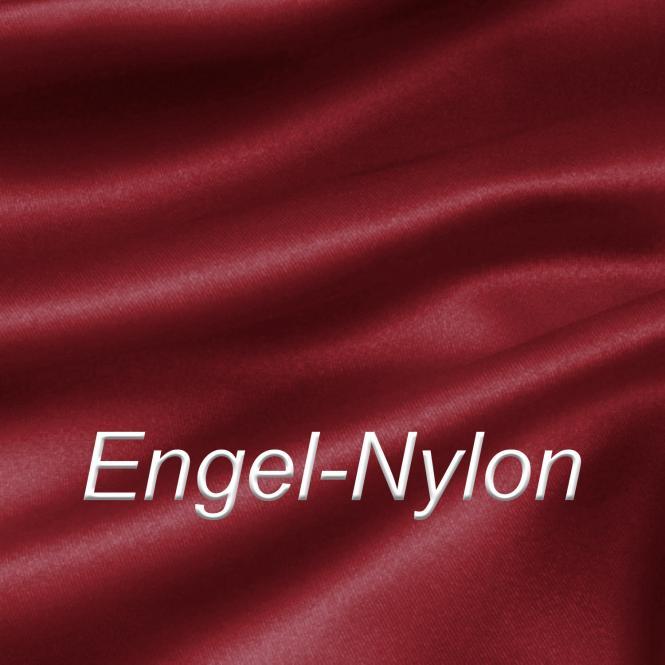 Nylon-Bespanngewebe, bordeaux 1,6m²