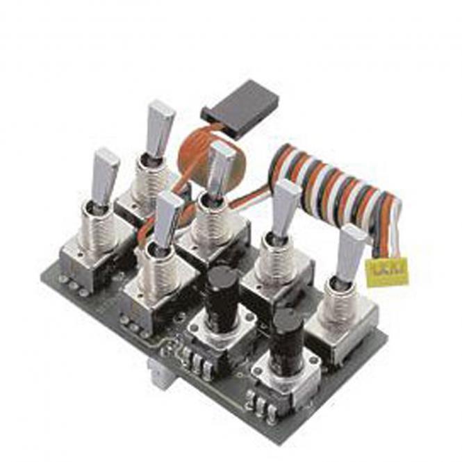 Multi Switch Prop 12+2 Modul 8101