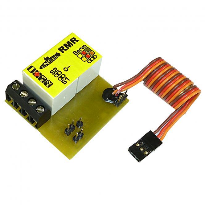 Elektronische Steuerung RMR für Tiefenruder-Einfahrmechanik