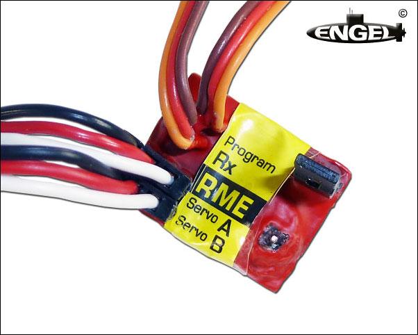 Elektronische Steuerung RME für Tiefenruder-Einfahrmechanik