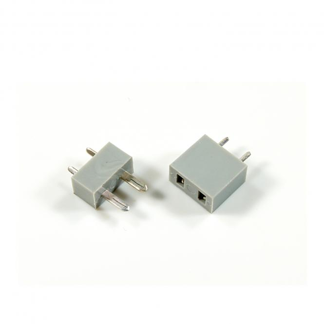 MPX Connector 2-pole, 5 sets
