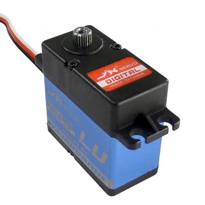 Digital Servo DC5821LV MG BB 20mm 16kg - WATERPROOF
