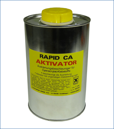 Aktivator für Sekundenkleber 1 Liter