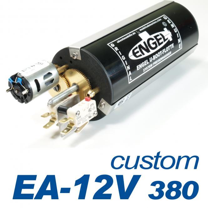 Kolbentank EA 12V 380 -SONDERANFERTIGUNG-