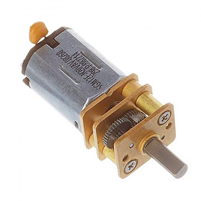 Micro Getriebemotor
