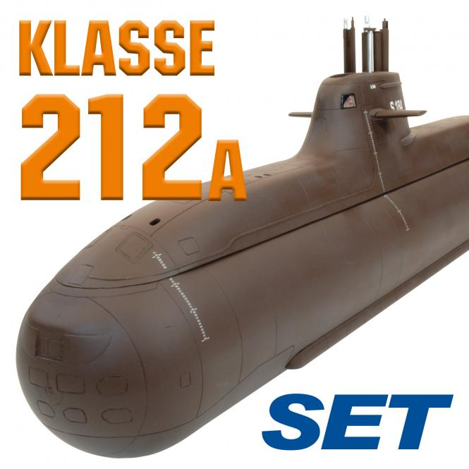 212A Model Submarine SET