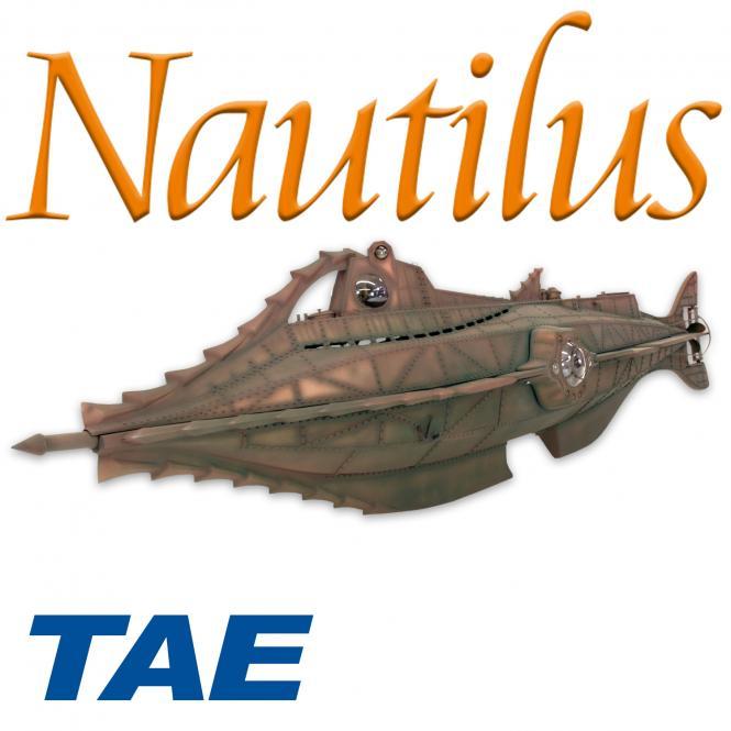NAUTILUS mit Tauchsystem TAE