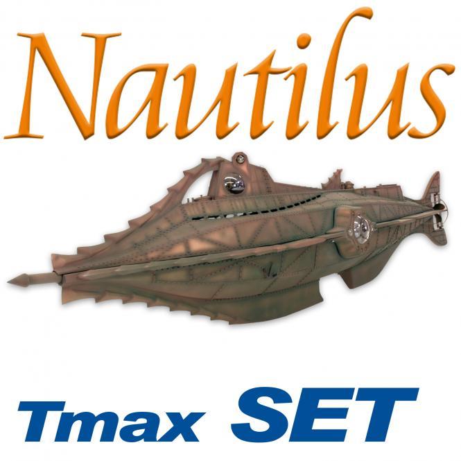 NAUTILUS SET mit Tauchsystem Tmax