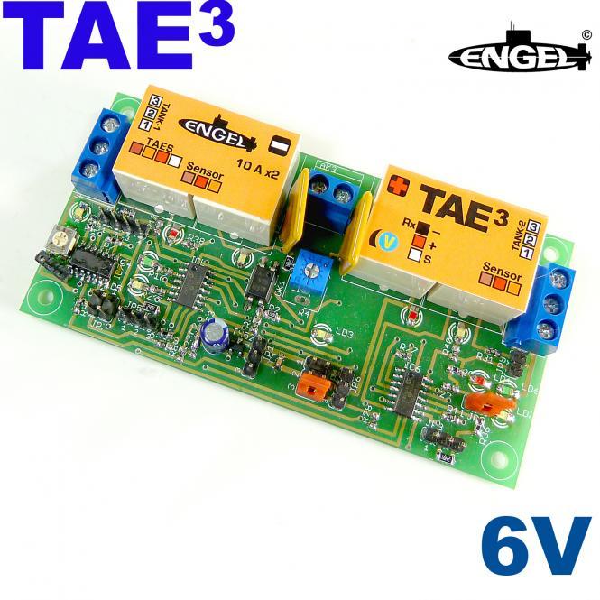Schalteinheit TAE3 6V - ohne Zubehör