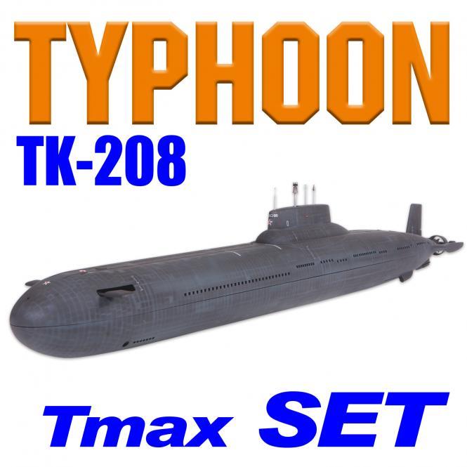 TYPHOON TK-208 MasterScale- TMAX SET